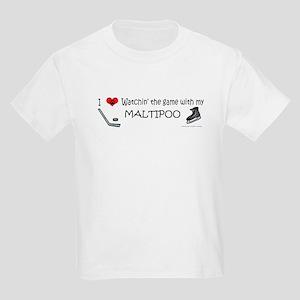 maltipoo Kids Light T-Shirt