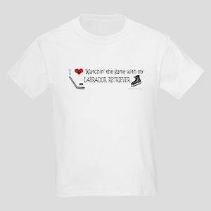 labrador retriever Kids Light T-Shirt