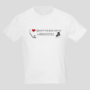 labradoodle Kids Light T-Shirt