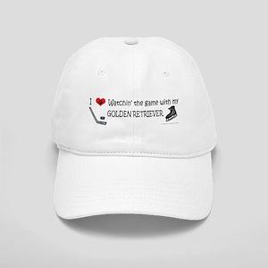 golden retriever Cap