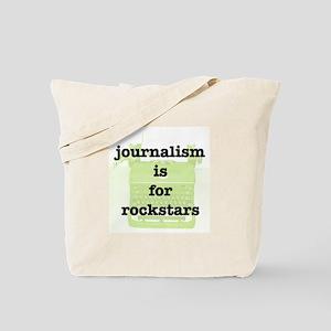Journo Rock Tote Bag
