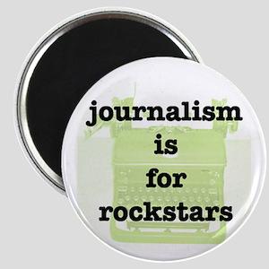 Journo Rock Magnet