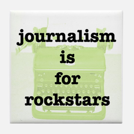 Journo Rock Tile Coaster