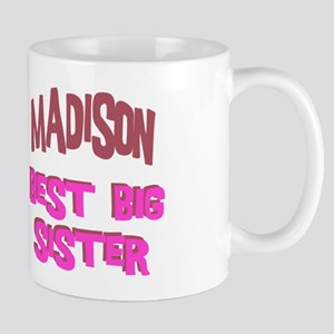 Madison - Best Big Sister Mug