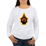 Fires of Drulkar Women's Long Sleeve T-Shirt