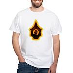Fires of Drulkar White T-Shirt