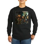 Gnomish Long Sleeve Dark T-Shirt