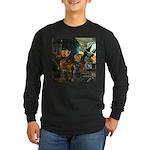 Gnomish Long Sleeve Dark T-Shirt