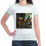 Gnomish Jr. Ringer T-Shirt