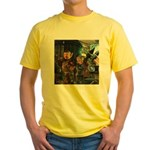 Gnomish Yellow T-Shirt