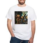 Gnomish White T-Shirt