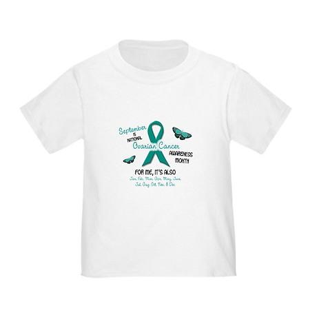 Ovarian Cancer Awareness Month 2.1 Toddler