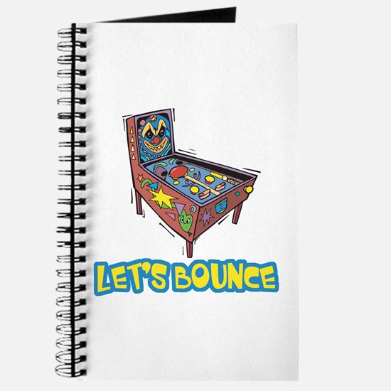 Let's Bounce Pinball Machine Journal