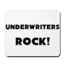 Underwriters ROCK Mousepad