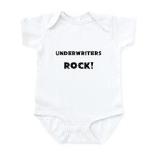Underwriters ROCK Infant Bodysuit