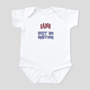 Kaden - Best Big Brother Infant Bodysuit
