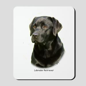 Labrador Retriever 9A054D-23a Mousepad