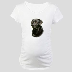 Labrador Retriever 9A054D-23a Maternity T-Shirt