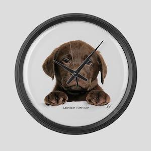 Chocolate Labrador Retriever puppy 9Y270D-050 Larg