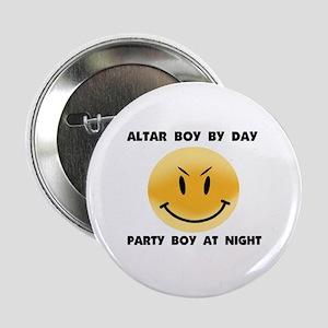 "ALTAR BOY 2.25"" Button"