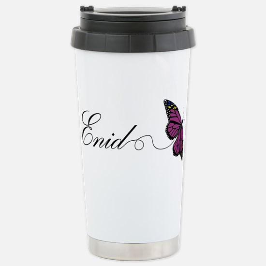 Enid Stainless Steel Travel Mug