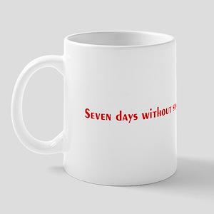 Seven Days... Mug