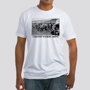 Chuck Wagon Fitted T-Shirt