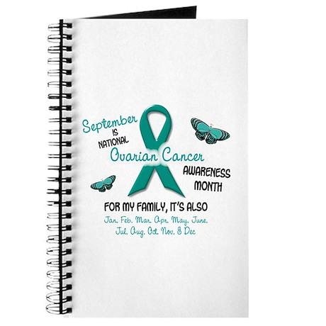 Ovarian Cancer Awareness Month 2.2 Journal