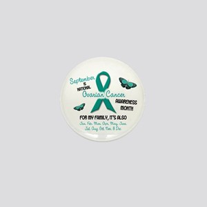 Ovarian Cancer Awareness Month 2.2 Mini Button