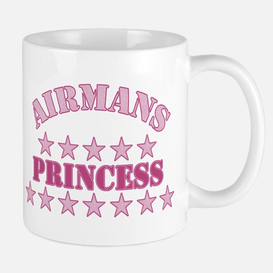 Airmans Princess Mug