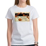 Halloween Greetings Women's T-Shirt
