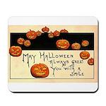 Halloween Greetings Mousepad