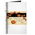 Halloween Greetings Journal