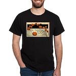 Halloween Greetings Dark T-Shirt