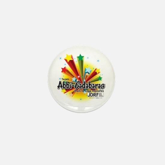 Abbi-Cadabaras Mini Button