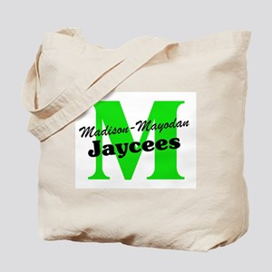 The Big M Tote Bag
