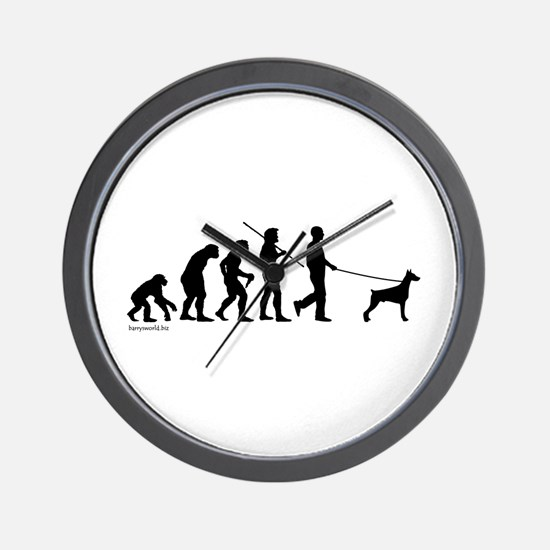 Dobie Evolution Wall Clock