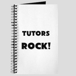 Tutors ROCK Journal