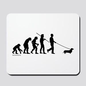 Dachshund Evolution Mousepad