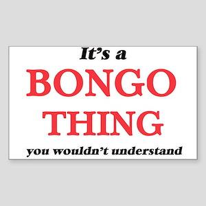 It's a Bongo thing, you wouldn't u Sticker