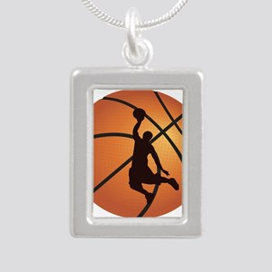 Basketball dunk Necklaces