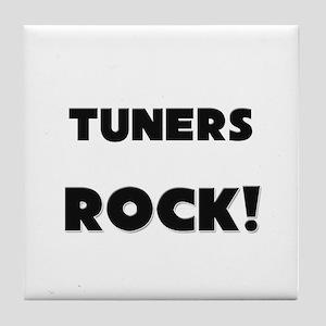 Tuners ROCK Tile Coaster