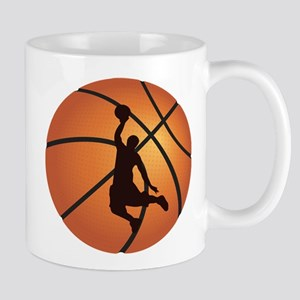 Basketball dunk Mugs