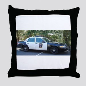 Ford Crown Victoria Throw Pillow