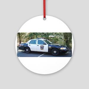 Ford Crown Victoria Ornament (Round)