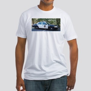 Ford Crown Victoria Fitted T-Shirt