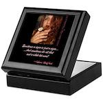 Smokey Kisses Keepsake Box
