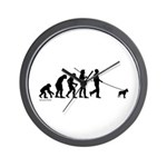Boxer Evolution Wall Clock