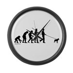 Boxer Evolution Large Wall Clock