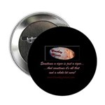 "Smokey Kisses 2.25"" Button (10 pack)"